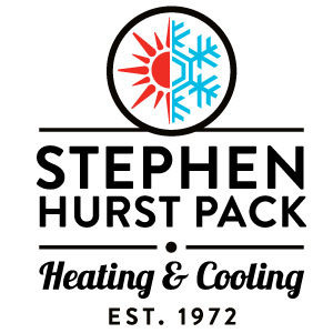 Stephen Hurst Pack Heating and Cooling, Inc logo